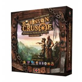 Portal Games Gra Robinson Crusoe: Przygoda na przeklętej wyspie (edycja gra roku)