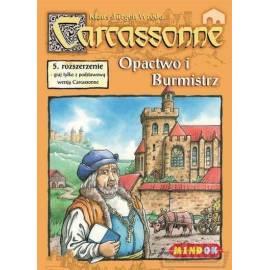 Carcassonne 5 - Opactwo i burmistrz (dodatek)
