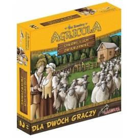 Agricola: Chłopi i ich zwierzyniec LACERTA