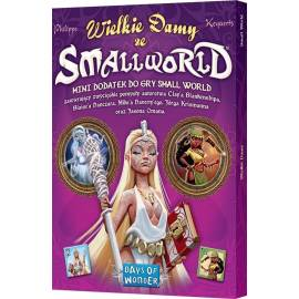 Small World: Wielkie damy REBEL