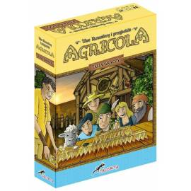 Agricola: Talia graczy LACERTA