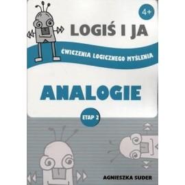 LOGIŚ I JA. Ćw. logicznego myśl. ANALOGIE Etap II