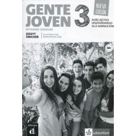 Gente Joven 3 Nueva Edicion ćw. w.2017 LEKTORKLETT