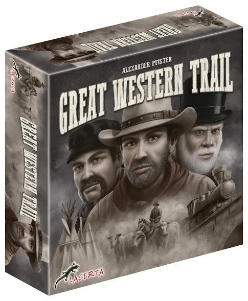 Great Western Trail LACERTA