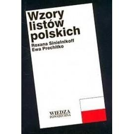 Wzory listów polskich