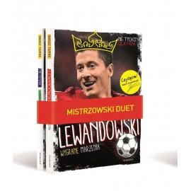 Nie tylko dla fana. Lewandowski i Neymar