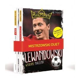 Nie tylko dla fana. Lewandowski i Ibra
