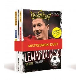 Nie tylko dla fana. Lewandowski i Suarez