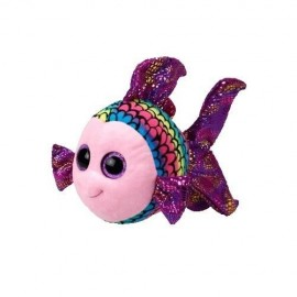 Beanie Boos Flippy - Wielobarwna Rybka