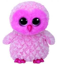 Beanie Boos Twiggy - Różowa Sowa