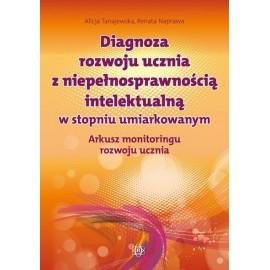 Diagnoza rozwoju ucznia z niepełn. intel. Arkusz