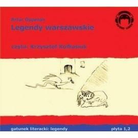 Legendy warszawskie. Audio 2CD