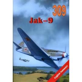 Jak-9 nr 309
