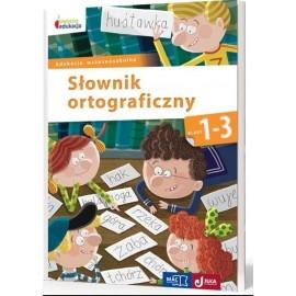 Owocna edukacja SP 1-3 Słownik ortograficzny MAC