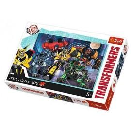Puzzle 100 Drużyna Autobotów TREFL