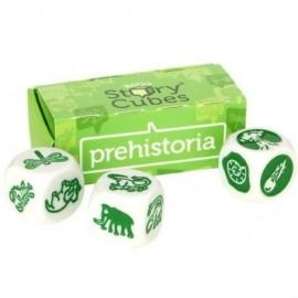 Story Cubes: Prehistoria REBEL
