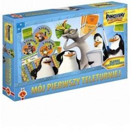 Mój pierwszy teleturniej Pingwiny z ... ALEX