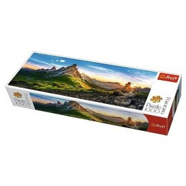 Puzzle 1000 Passo di Giau, Dolomity TREFL