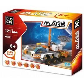 Klocki Blocki Misja Mars Łazik Kosmiczny