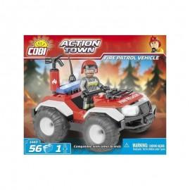 Action Town Patrol Straży Pożarnej