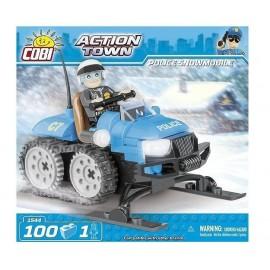 Action Town Policyjny skuter śnieżny