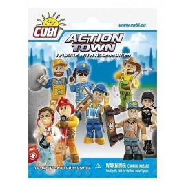 Action Town Figurka z akcesoriami