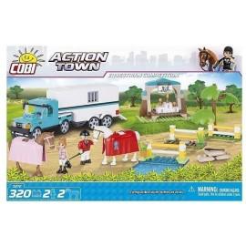 Action Town Zawody jeździeckie