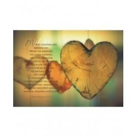 A Kartka składana - Hymn o miłości