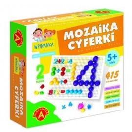 Wpinanka - Mozaika Cyferki