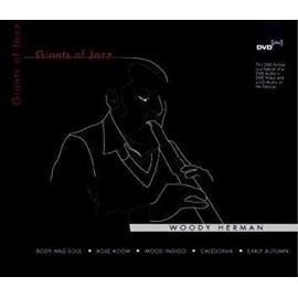 Giants Of Jazz. Woody Herman CD