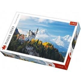 Puzzle 1500 - Alpy Bawarskie TREFL