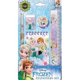 Zestaw szkolny Frozen