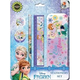 Zestaw szkolny z piórnikiem Frozen
