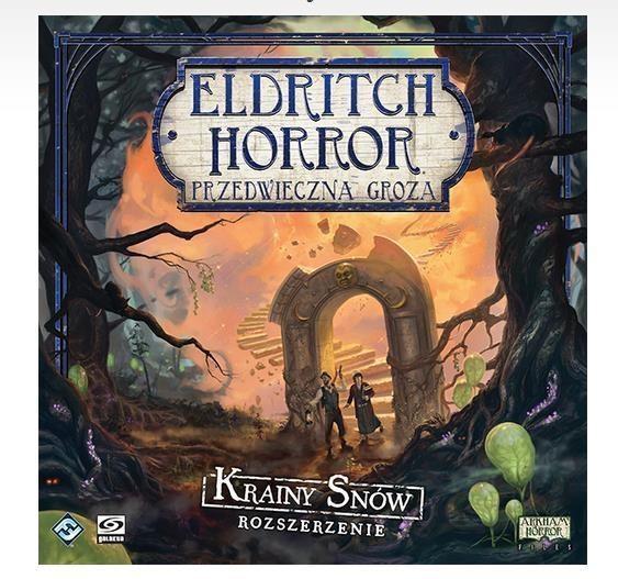 Eldritch Horror: Krainy Snów GALAKTA
