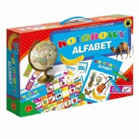 Kolorowy Alfabet ALEX