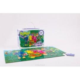 Puzzle - Domisie w ogrodzie