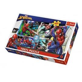 Puzzle 160 Spider-Man na ratunek TREFL