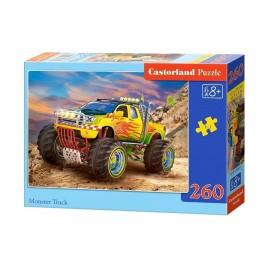Puzzle 260 Monster truck CASTOR