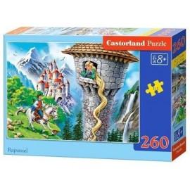 Puzzle 260 Rapunzel CASTOR