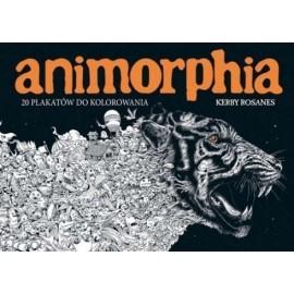 Animorphia. 20 plaktów do kolorowania