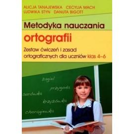 Metodyka nauczania ortografii SP 4-6
