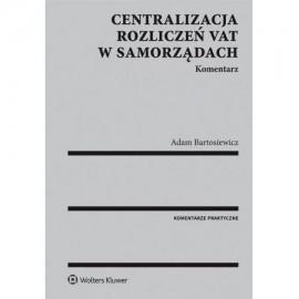 Centralizacja rozliczeń VAT w samorządach
