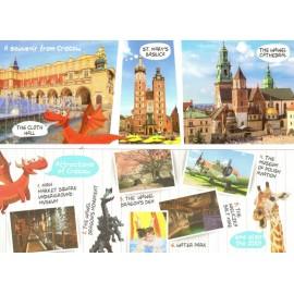 Zakładka. A souvenir from Cracow