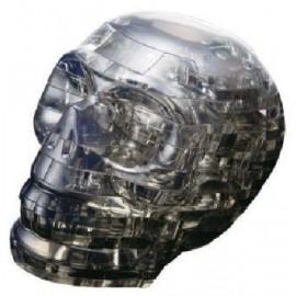 Crystal puzzle czaszka