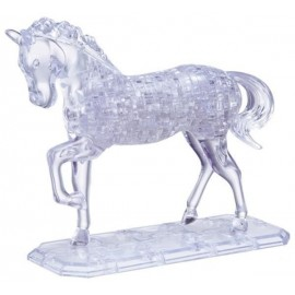 Crystal puzzle duże koń