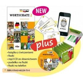 TESTE DEIN DEUTSCH PLUS - Wortschatz 2 pakiet