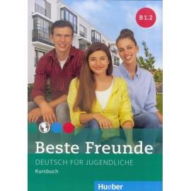 Beste Freunde B1.2 KB wersja niemiecka HUEBER