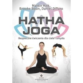 Hatha Joga. Bezpieczne ćw. dla ciała i umysłu