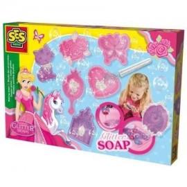 Brokatowe marzenia - Brokatowe mydełka