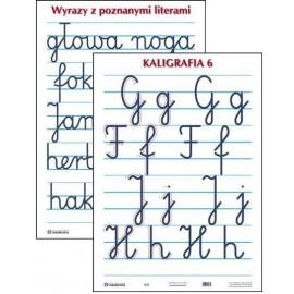 Plansza - Kaligrafia 6